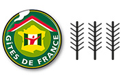 Gites de France official website - Quality label since 1951